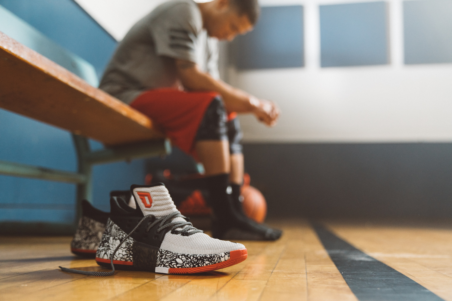 reputable site 06115 60572 adidas Dame 3 chinese new year 8