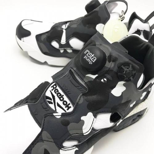 mita sneakers BAPE reebok instapump fury city camo