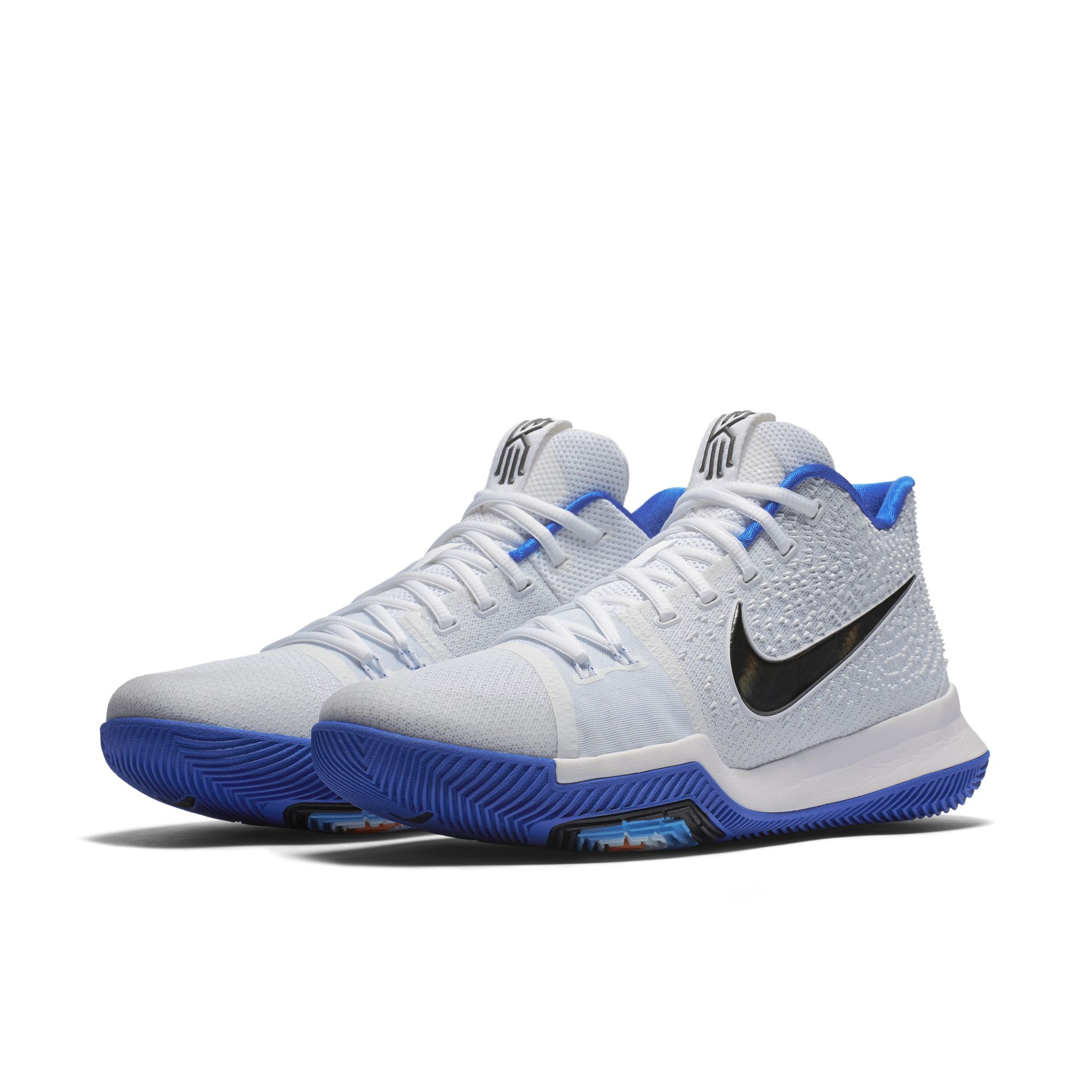 Nike Kyrie 3 'hyper Cobalt'  Weartesters