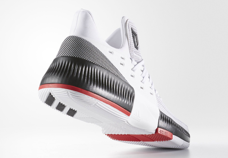 outlet store b8b66 981f7 adidas Dame 3  Rip City  Available Now 3