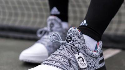 adidas harden vol. 1 BHM arthur ashe tribute 2