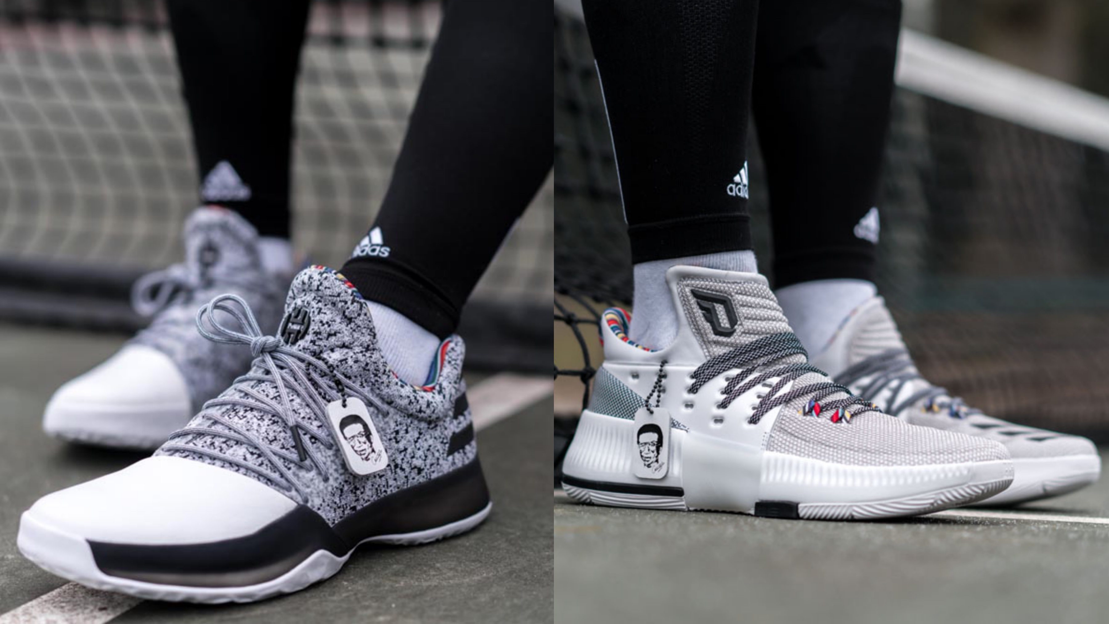 ba241c690d3f The adidas Basketball Black History Month 2017 Collection is ...