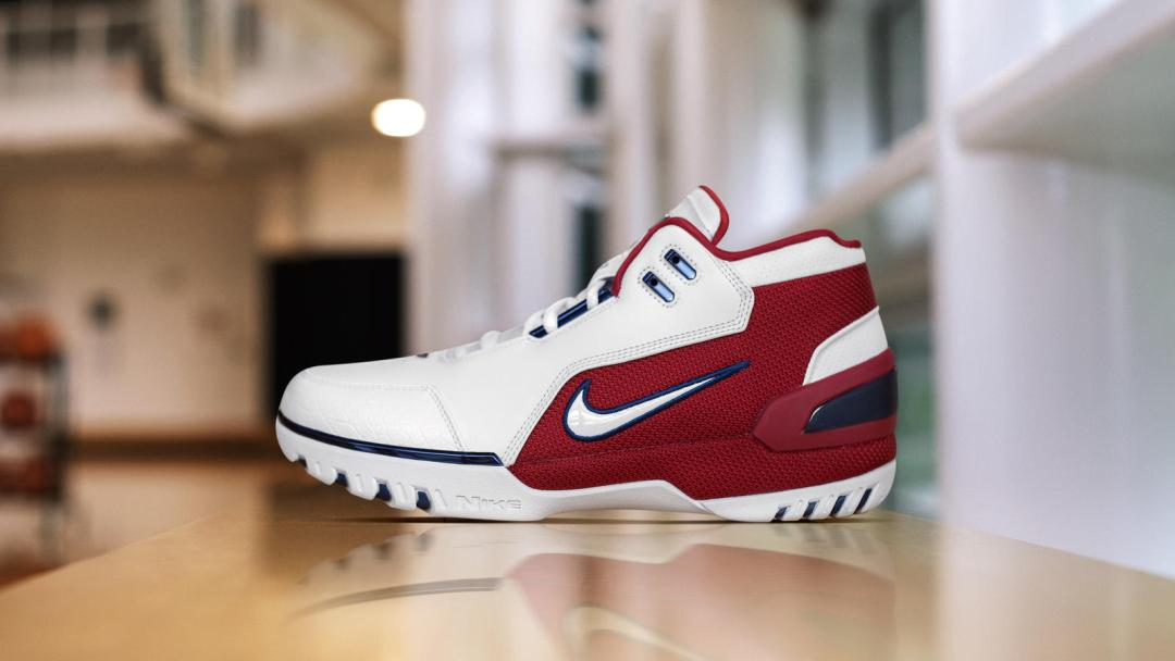 8da622f6eaea The Nike Air Zoom Generation will Arrive at the End of January ...