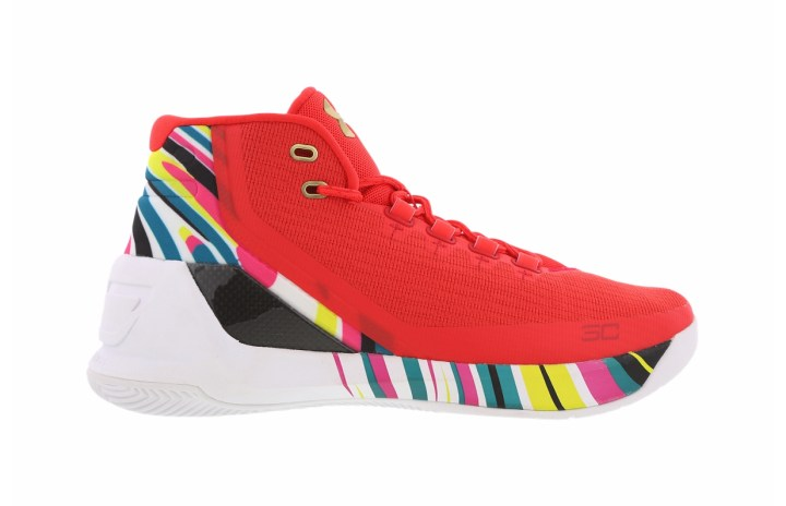 under armour curry 3 CNY chinese new year 1