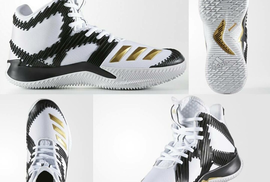 adidas pg2 white/black