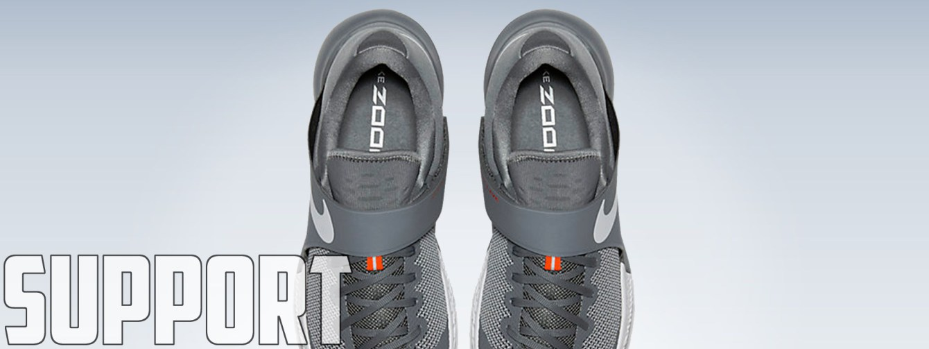 nike Zoom Live 2017 performance review support