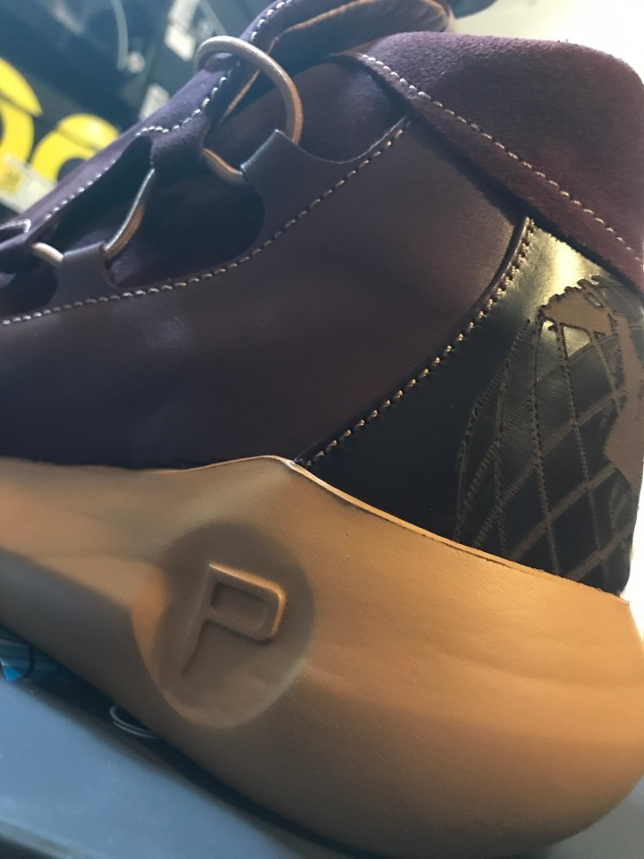 a761864bec0 Maxwell Lund s Winning Design of the PENSOLE World Sneaker ...