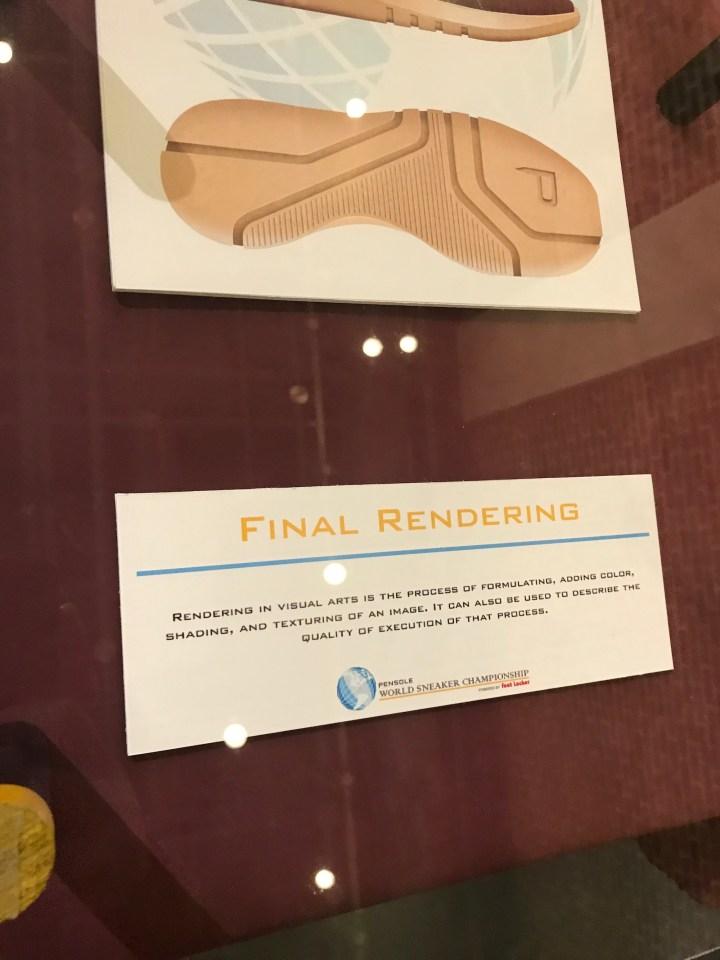 bb59083835f Maxwell Lund s Winning Design of the PENSOLE World Sneaker ...