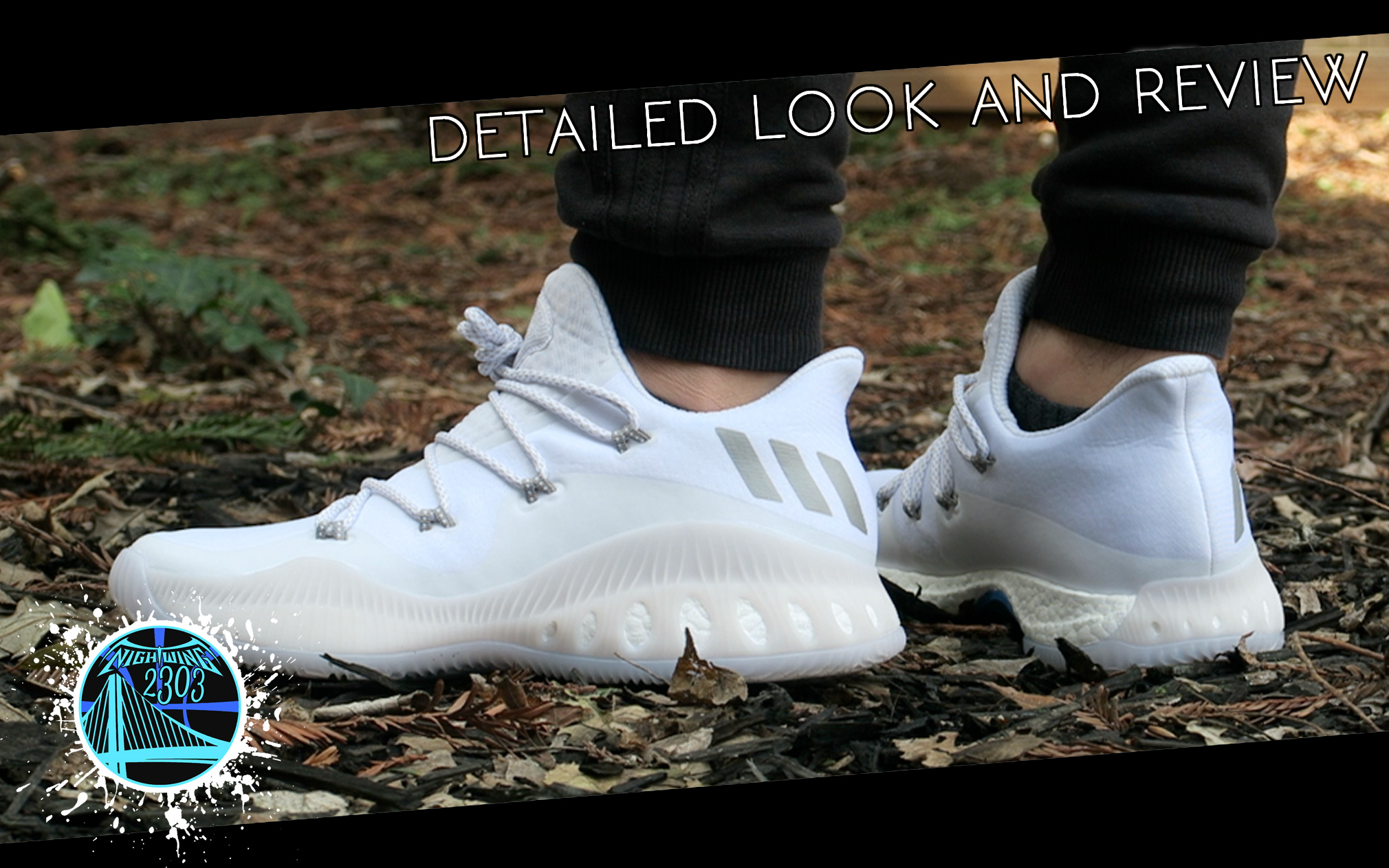 san francisco 23c0a f150b adidas Crazy Explosive Low   Detailed Look and Review - WearTesters