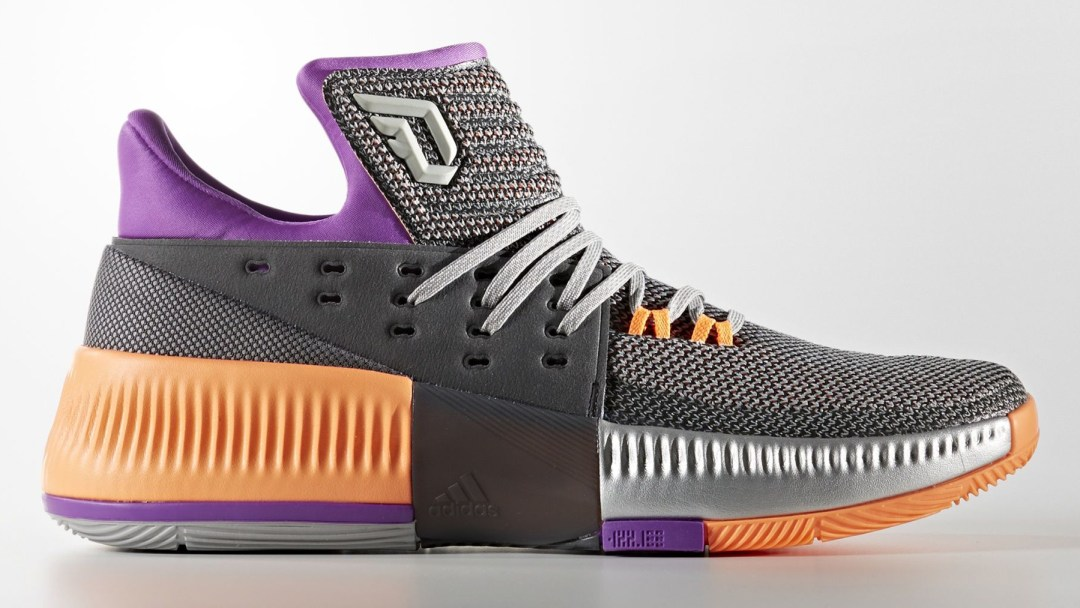 finest selection af466 45791 adidas Dame 3 All Star Main