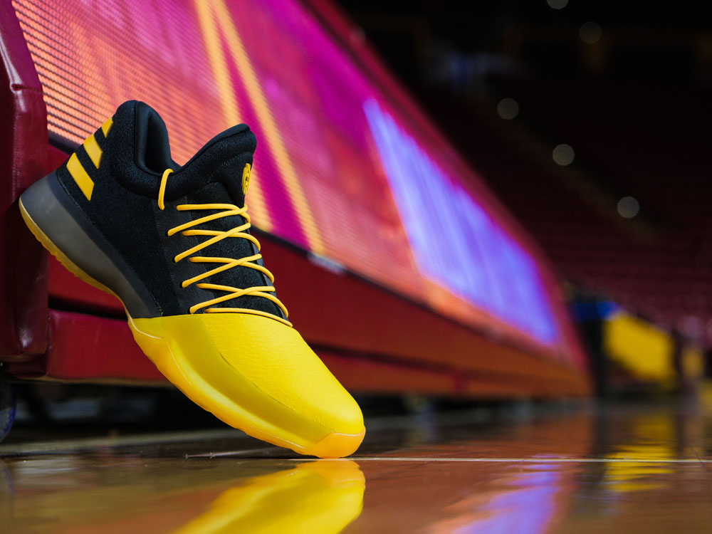 new styles 2bedd b25ed The adidas Harden Vol. 1  Fear the Fork  is Available Now - WearTesters