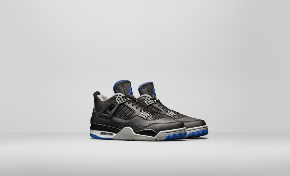a3ac256300a Jordan Brand Unveils the Air Jordan 4 Retro 'Alternate Motorsport ...