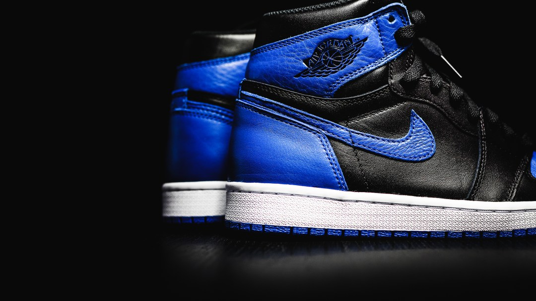 ae72ee78810062 Where to Cop the Air Jordan 1 Retro  Royal  - WearTesters