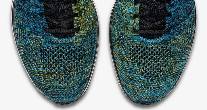 120b7ae9b6b0 You Might Also Like. The Reinvented Nike Flyknit Racer  Volt  is Available  NowAugust ...