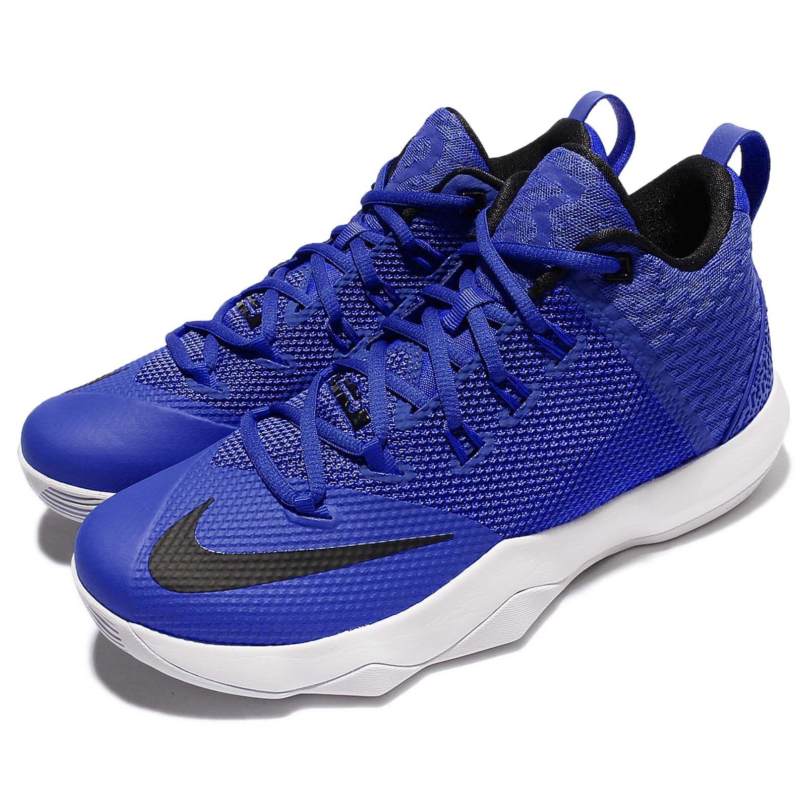 promo code 7b658 9af66 Nike Lebron Ambassador 9 – Royal Blue – Full