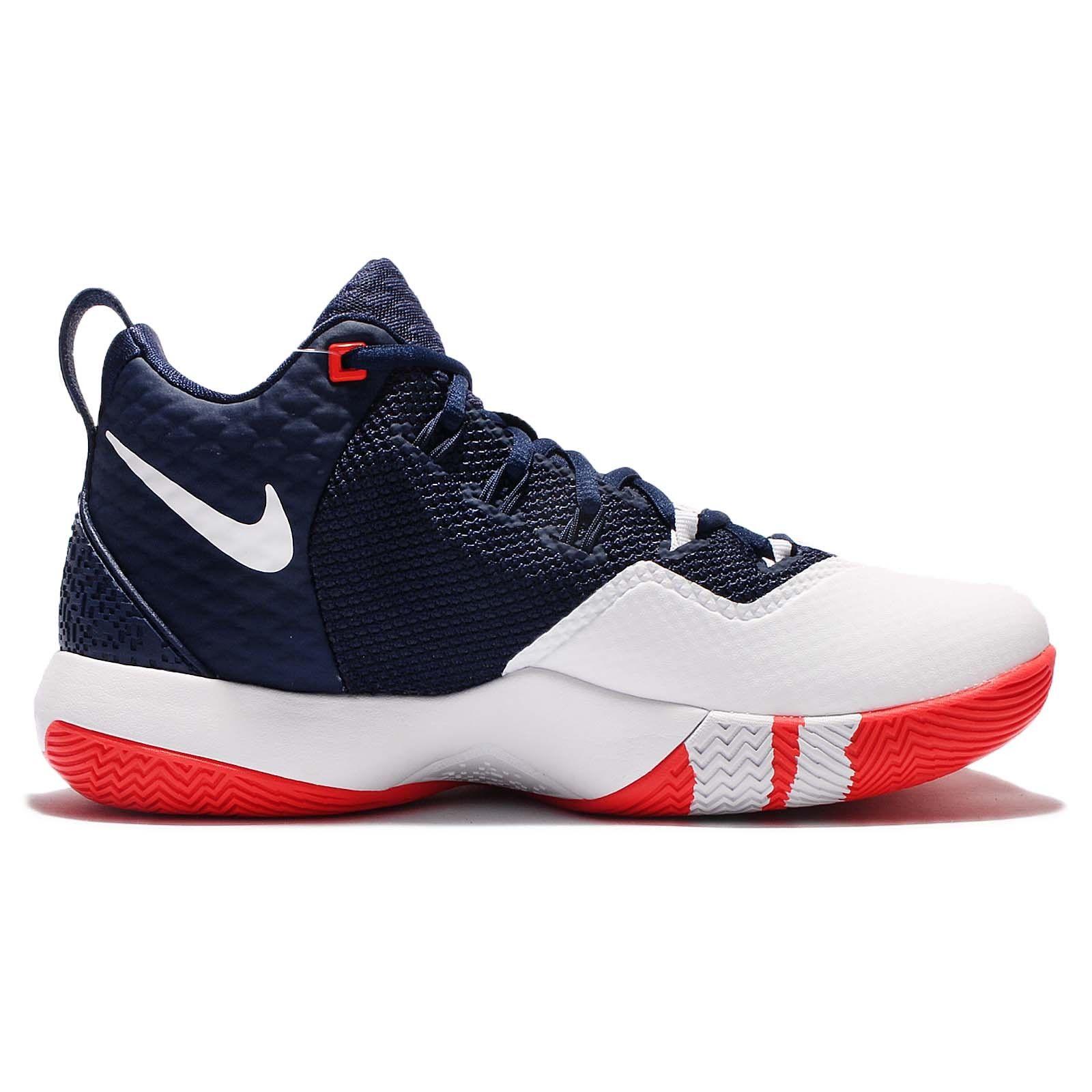more photos 5619c 655a5 Nike Lebron Ambassador 9 - USA - medial - WearTesters