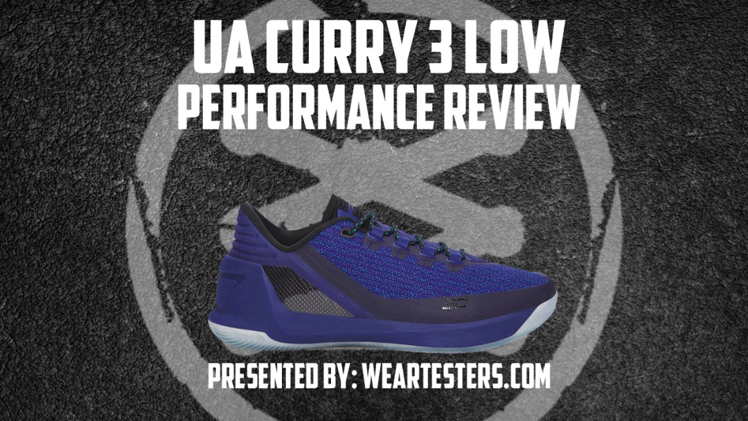 Under Armour Curry 3 Low Performance Review - Duke4005 - WearTesters 76d023101d