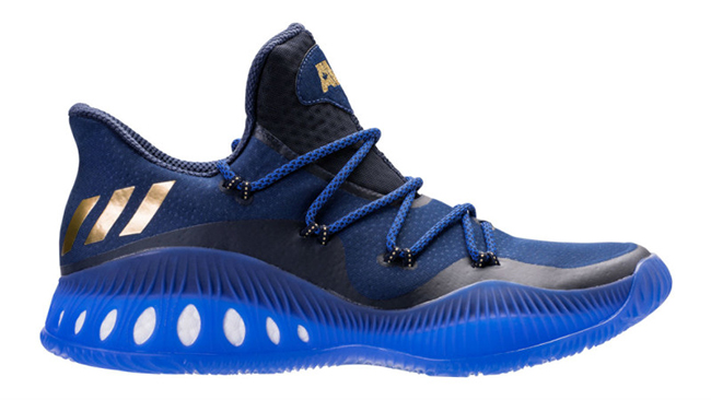 detailed look 10238 eff4a The adidas Crazy Explosive Low Andrew Wiggins PE Releases This ...