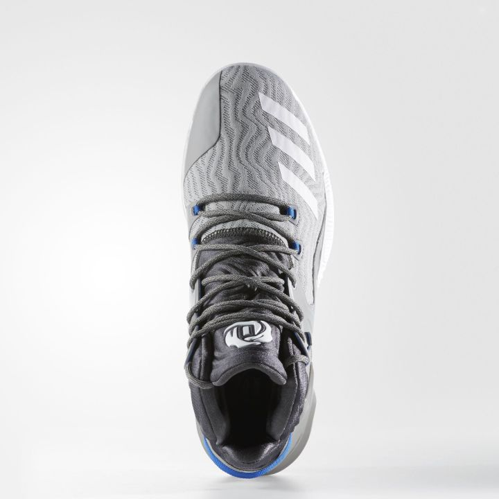 27e8c985f885 The adidas D Rose 7 Now Comes in Grey and Royal - WearTesters