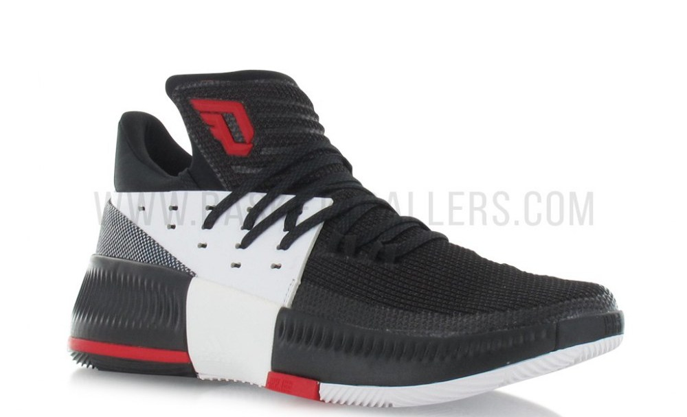 low priced de0ad f1c02 The adidas Dame 3 Away Has a Release Date - WearTesters