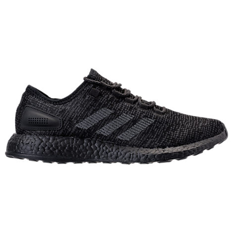 outlet store e8340 6fc57 Where's the Hype for This Triple Black adidas PureBoost LTD ...