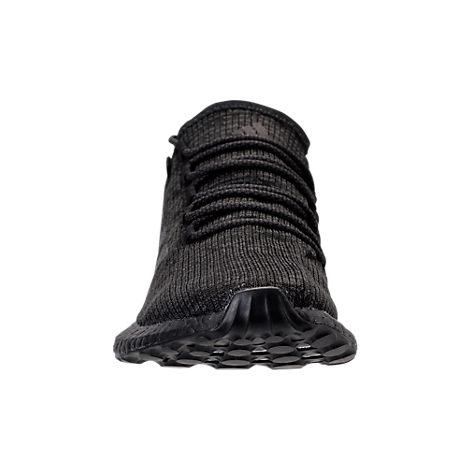 8fc4887593ead Where s the Hype for This Triple Black adidas PureBoost LTD ...