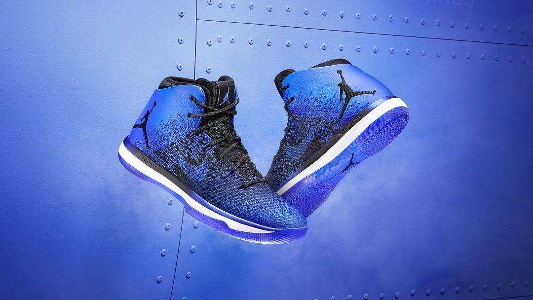 69be1b71a27446 The Air Jordan XXXI  Royal  is Available Now - WearTesters