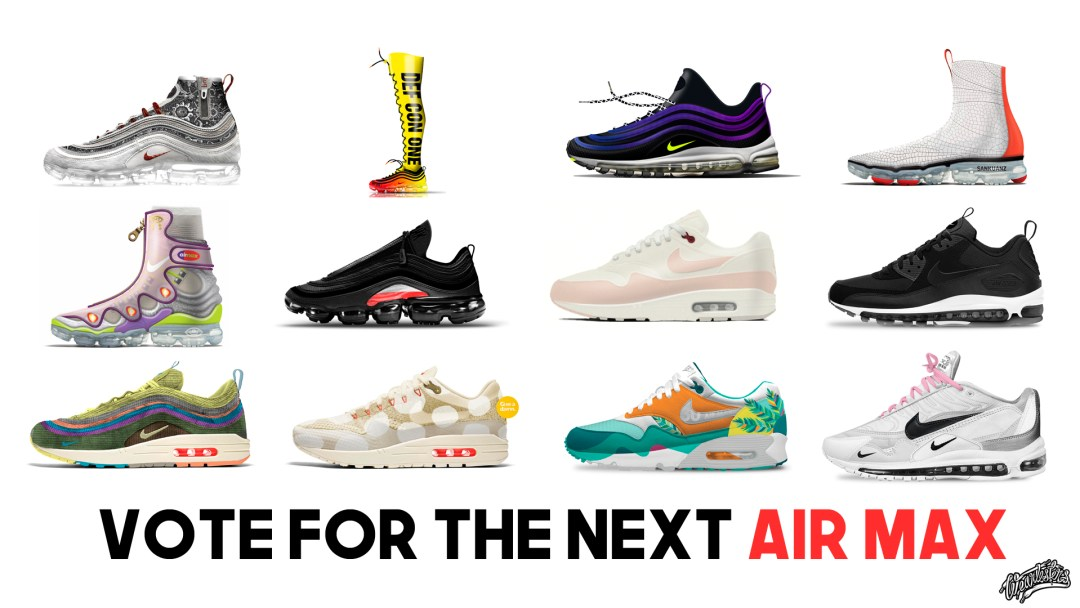 22e9bc2ac0 Here Are Our Favorite Designs from Nike's 'Revolutionairs' - WearTesters