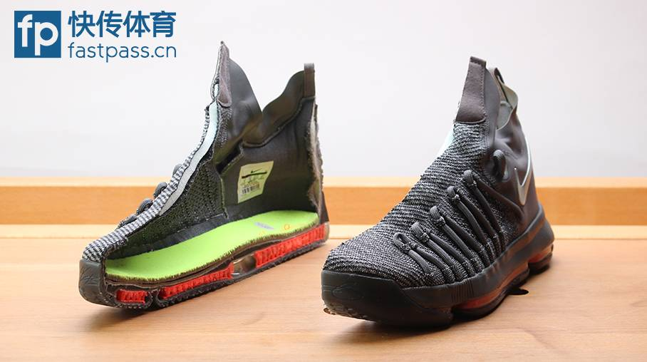 quality design 493fe 889d8 nike zoom kd 9 elite deconstructed 103