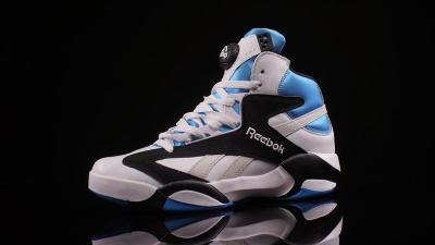 2f25816b44c3 Lifestyle Deals  Reebok Shaq Attaq  White Black  Marked Down to  100.  Oneness has discounted the ...