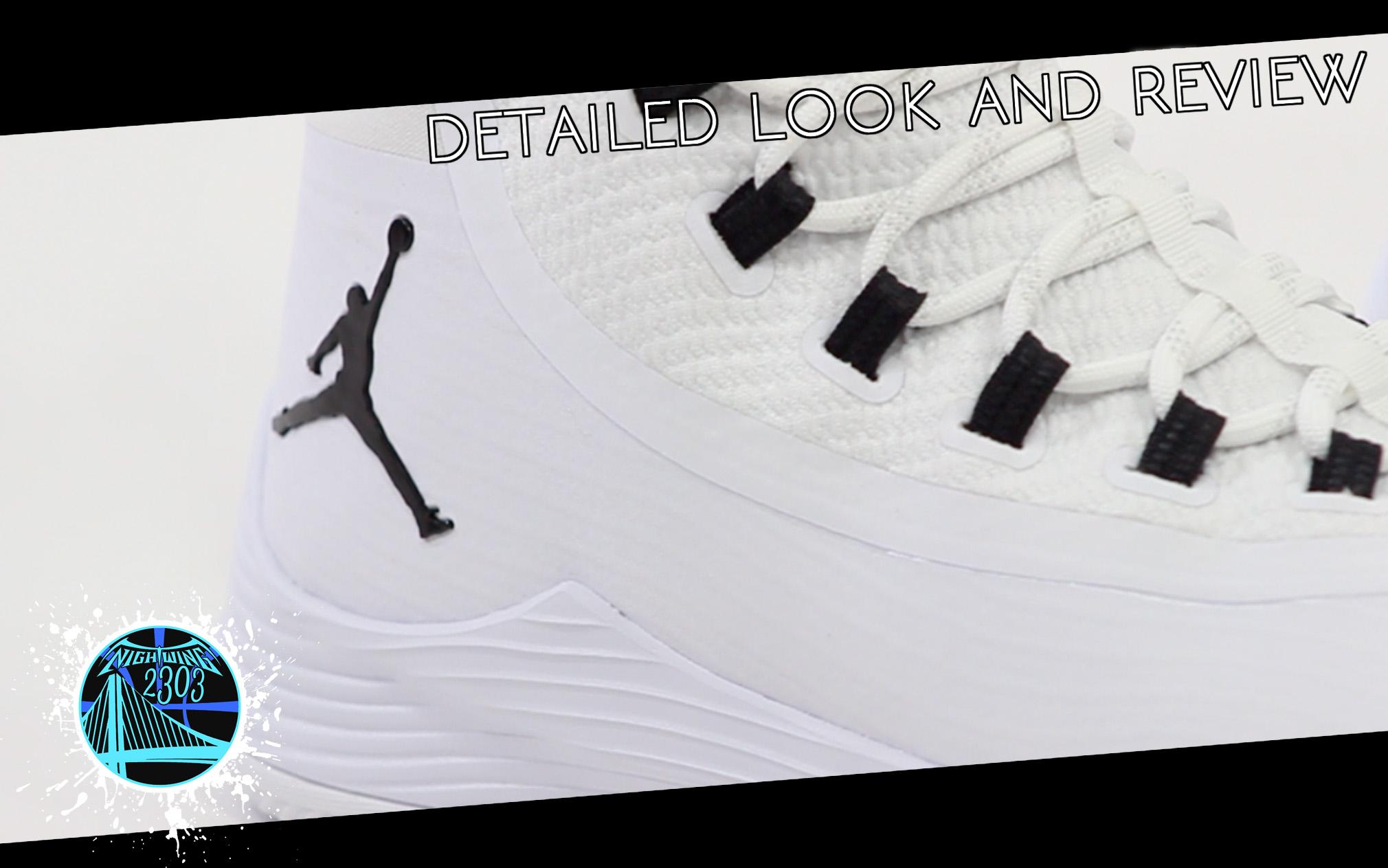 cd4b50675fc56 First Impression   Jordan Brand   Kicks On Court ...