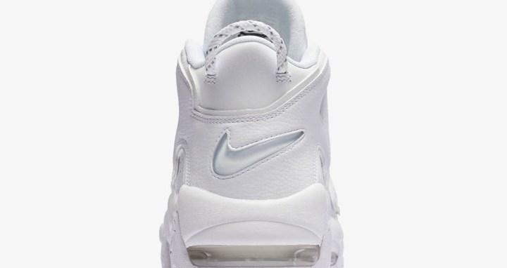 150aa73ccd069 An Official Look at the Triple White Nike Air Uptempo Pack - WearTesters