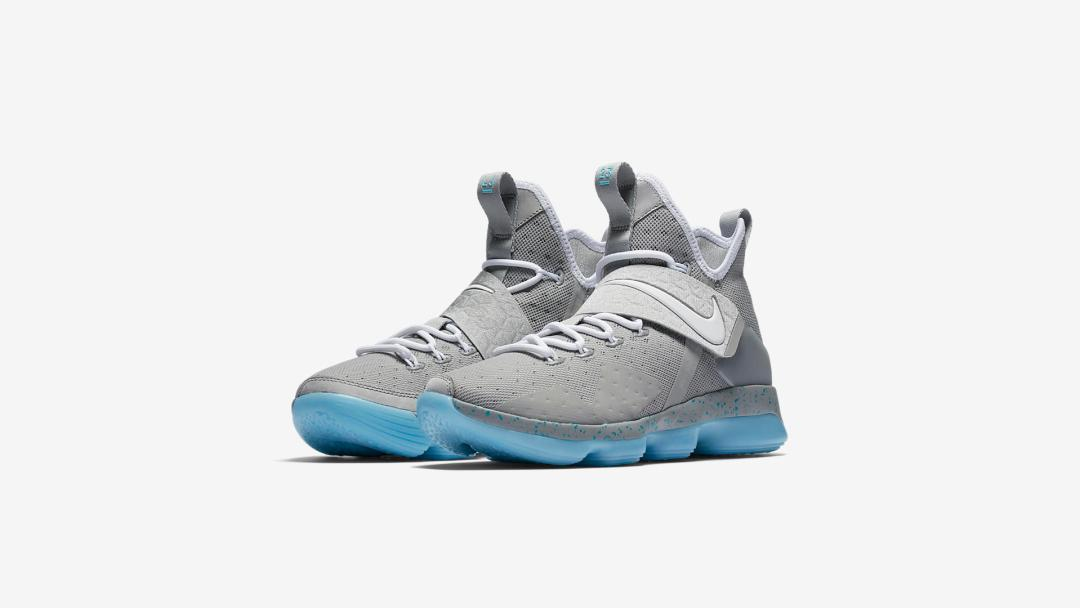 The Nike LeBron 14 Air Mag-Inspired  Summer Pack  Releases Today ... f821471c61