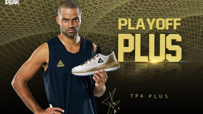 PEAK TP IV Plus tony parker