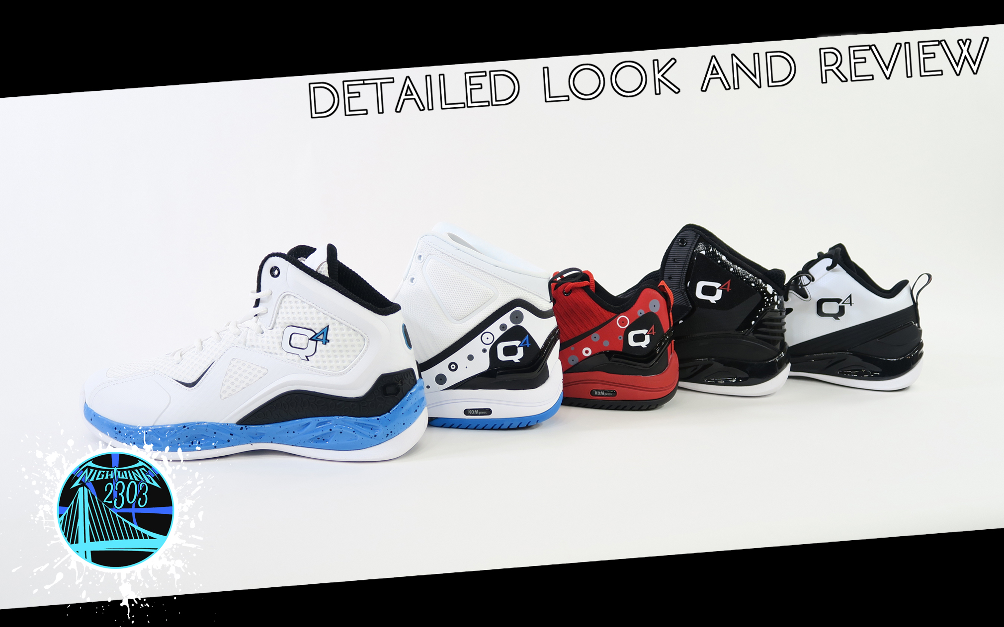 on sale f017e 2d4c2 First Impression   Kicks On Court   Q4   Q4 Basketball   Q4 Sports ...