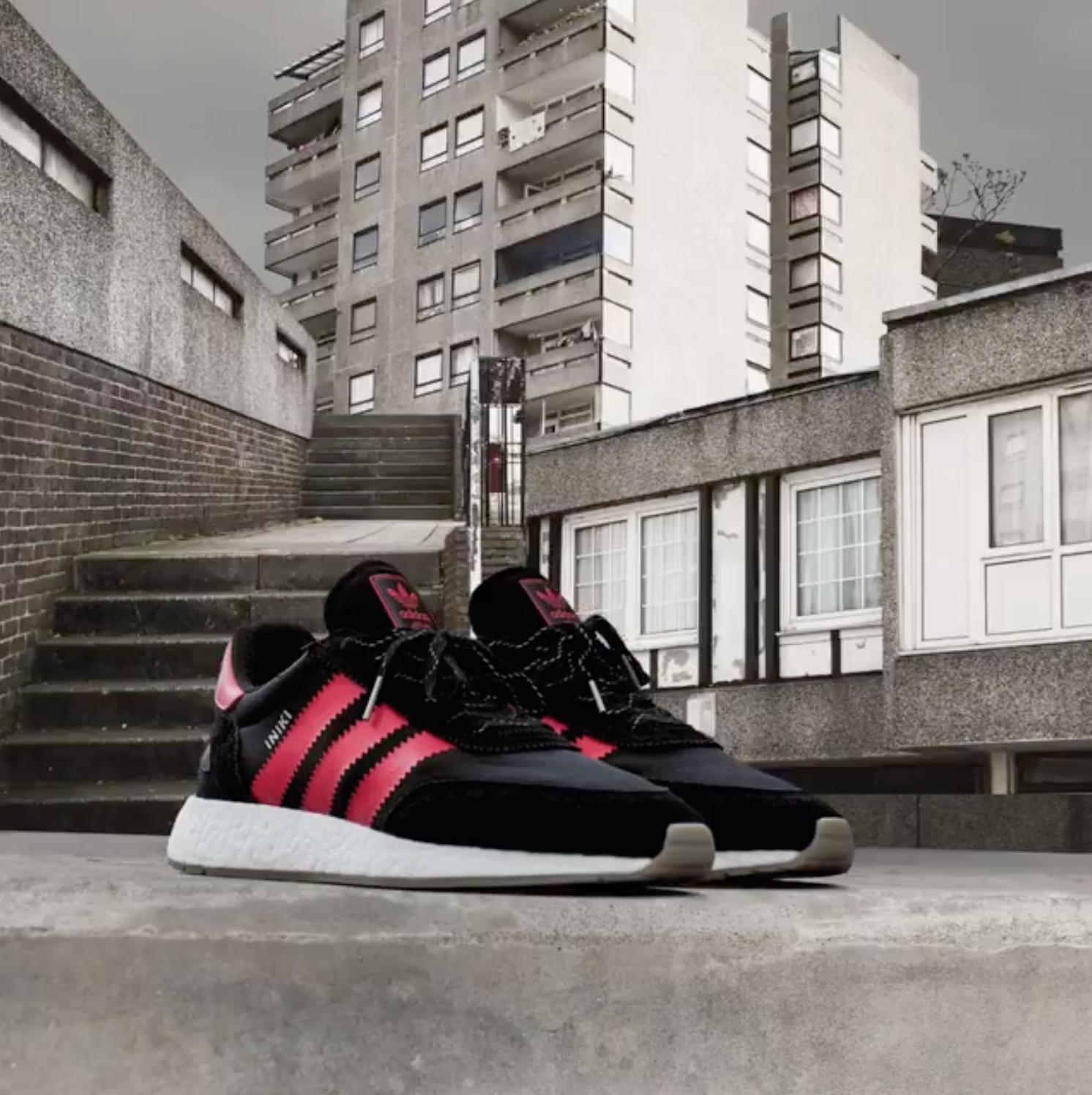 Questo Iniki Runner Di Londra È Un'esclusiva Per Adidas Originali