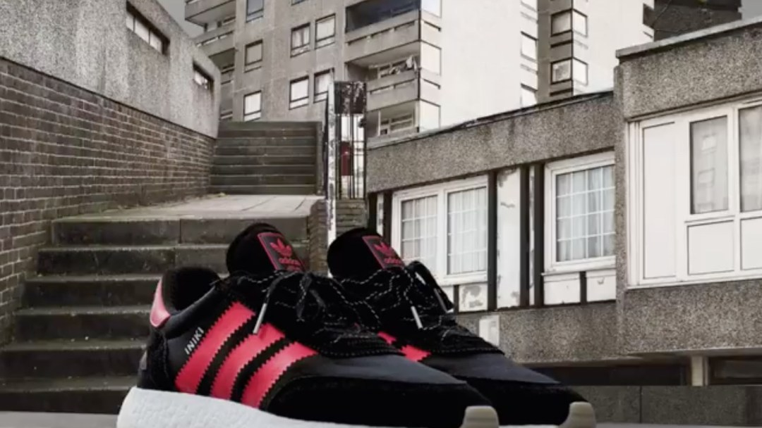 online store 96e59 92c59 adidas iniki runner boost black red flagship exclusive 2