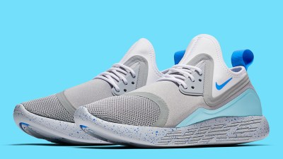 6ec6d5c0d374 Prepare to Time Travel in this MAG-inspired Nike Lunarcharge Colorway