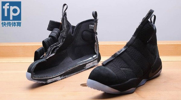 The Nike LeBron Soldier XI Deconstructed WearTesters