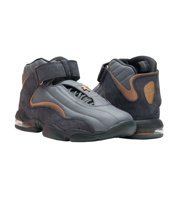 If you were interested in the Nike Air Penny 4  Copper  then you can find  them hitting Nike Sportswear accounts now including JimmyJazz.com. 07909ba50df0