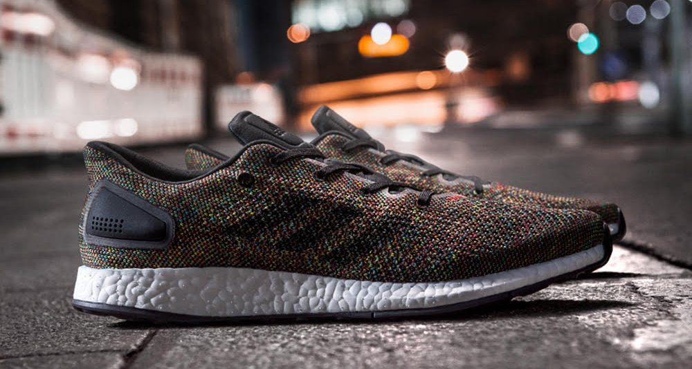 83be904b480f9 The adidas PureBoost DPR Has Dropped in Multicolor - WearTesters