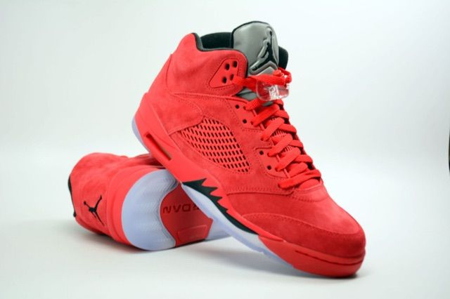 check out a319a c7082 coupon code for air jordan 5 red b4b8f 59c3f