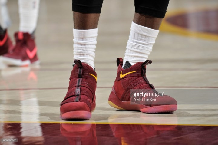 62c29e8a379 Another Look at What Could Be the Nike LeBron Soldier 11 - WearTesters