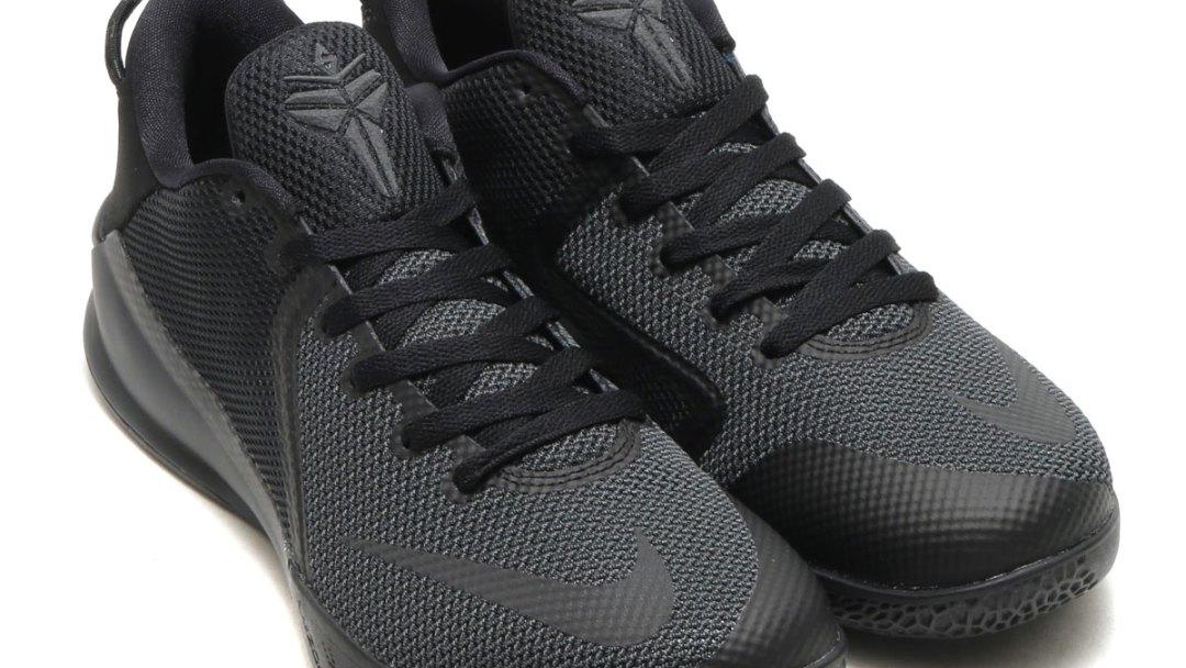 2a8981e4050c The Nike Zoom Kobe Venomenon 6 Surfaces in Triple Black - WearTesters