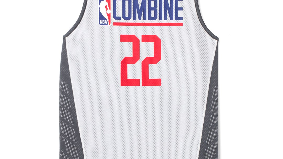 e9662465 Under Armour is Now the NBA Draft Combine's Official Outfitter ...