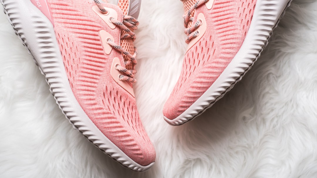 This Pink adidas AlphaBounce EM Wouldn t Make Cam ron Proud ... 8a0d0a244b