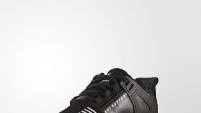 reputable site cabb8 75d4c The adidas EQT Support 93 17  Core Black  is Coming in the Fall