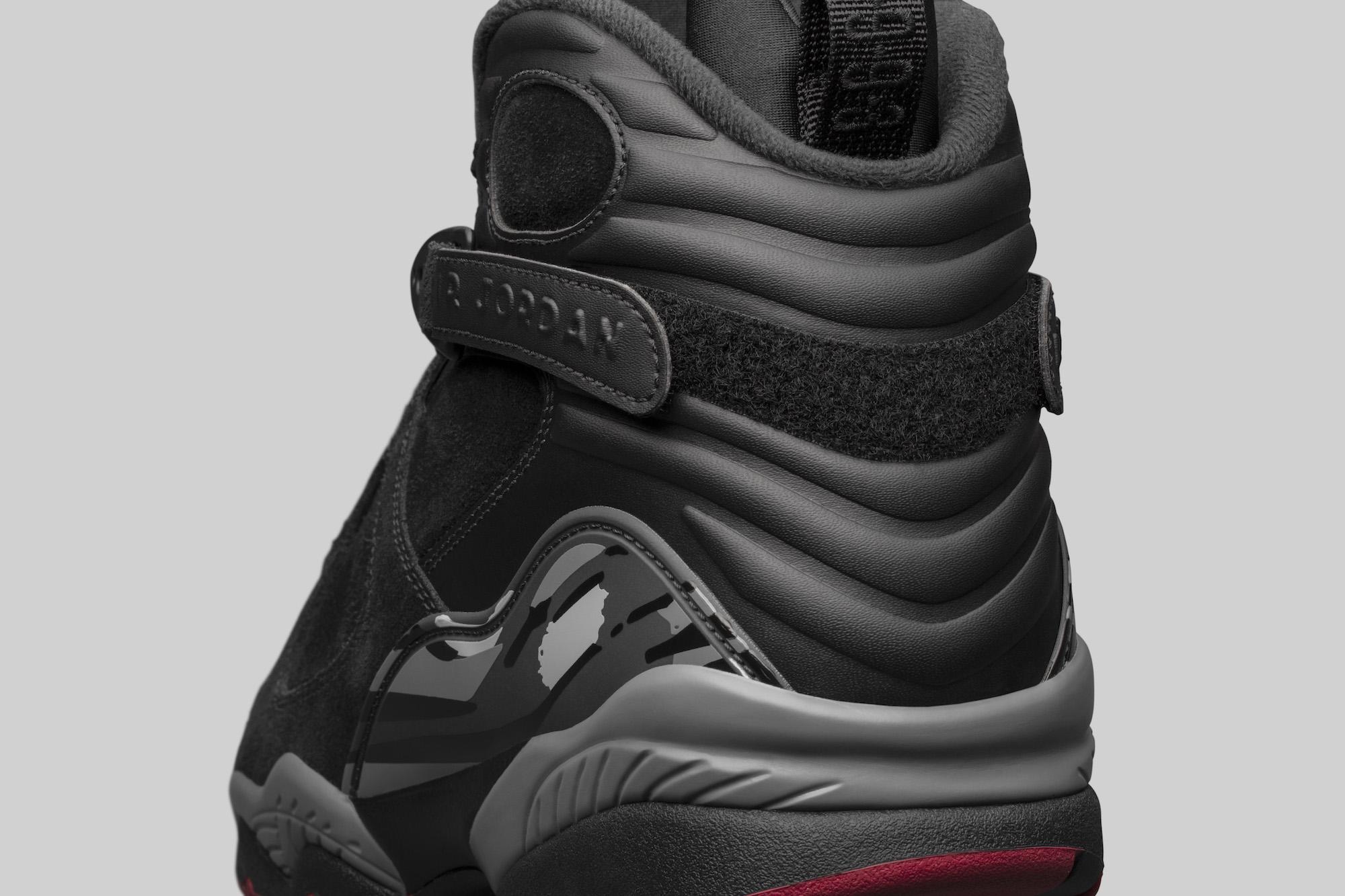 bae92dda2dc2 Air Jordan 8 cement 4 - WearTesters