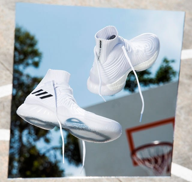 premium selection 23bad 21daf The adidas Crazy Explosive 17 Primeknit is Set to Debut Overseas ...