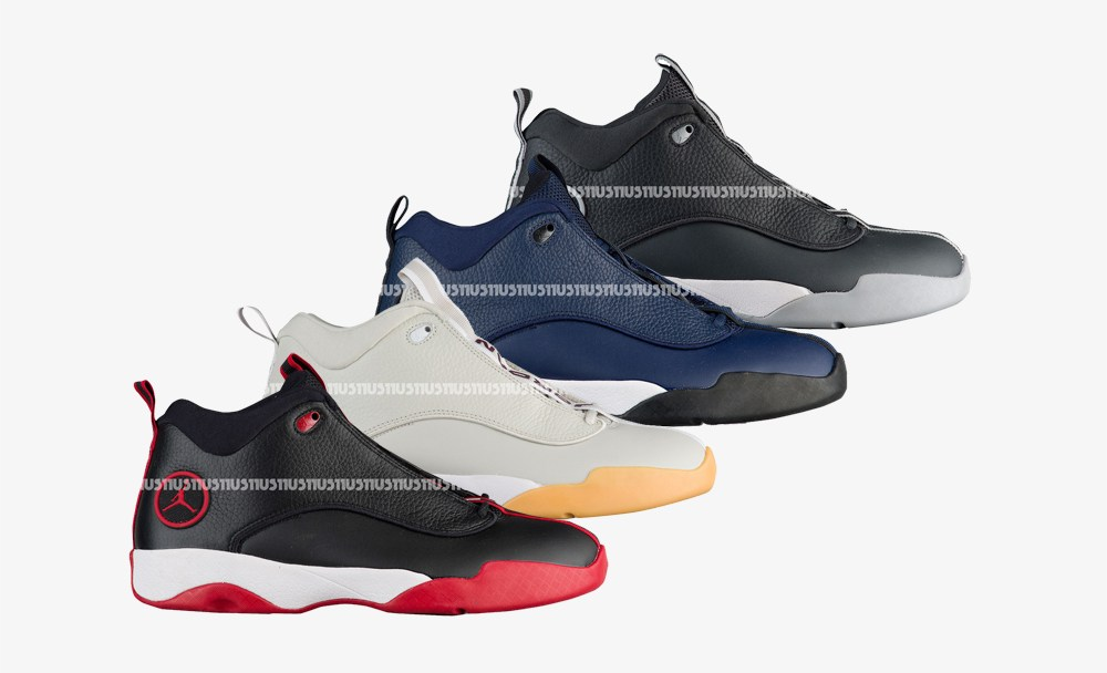 A Preview of Upcoming Jumpman Pro Quick Retro Colorways - WearTesters b19067af6f
